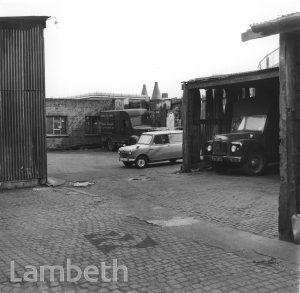 No.62 WANDSWORTH ROAD, SOUTH LAMBETH/ VAUXHALL