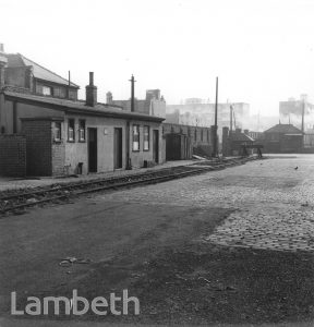 SIDINGS, THORPARCH ROAD, SOUTH LAMBETH
