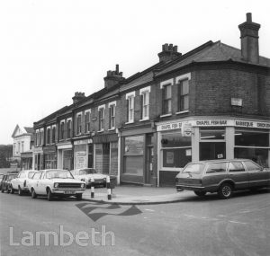 THE PAVEMENT, CHAPEL STREET, WEST NORWOOD