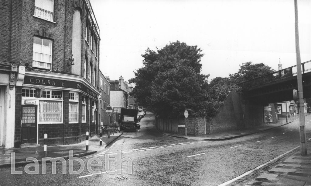 COTSWOLD STREET & NORWOOD HIGH STREET, WEST NORWOOD