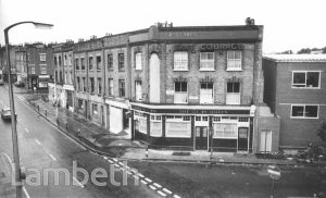 GIPSY QUEEN PUBLIC HOUSE & NORWOOD HIGH STREET, WEST NORWOOD