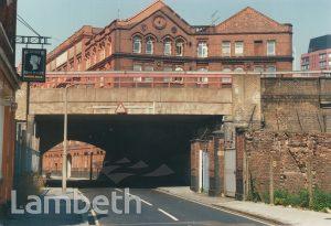 FORMER DOULTON BUILDING & RAILWAY, BLACK PRINCE RD, LAMBETH