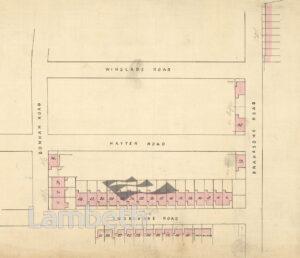 SUDBOURNE, BONHAM & BRANKSOME ROADS, BRIXTON 14578