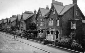 Embleton Road Showing Nos.135 117