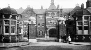 Grove Park Hospital As Army Service Corps Barracks