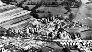 Grove Park Hospital Aerial View