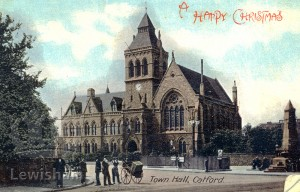 Town Hall, Catford