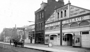 Catford Picture Palace, Sangley Rd