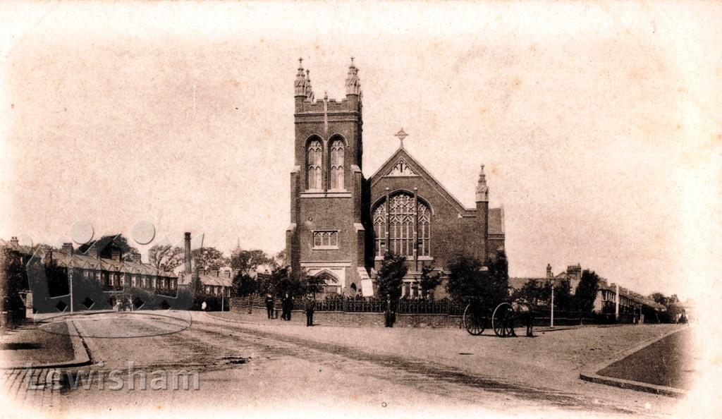 Wesleyan Church, Hither Green Lane, Hither Green, Lewisham