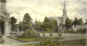 Hither Green (formerly Lee) Cemetery