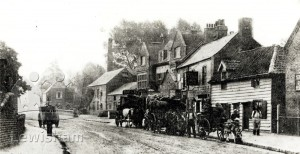 Bromley Road, Southend Village, Southend, Lewisham