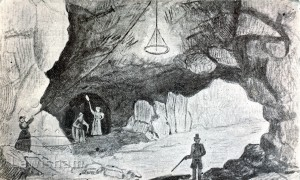 Jack Cade's Cave