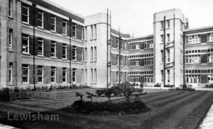 Lewisham Hospital The Quadrangle