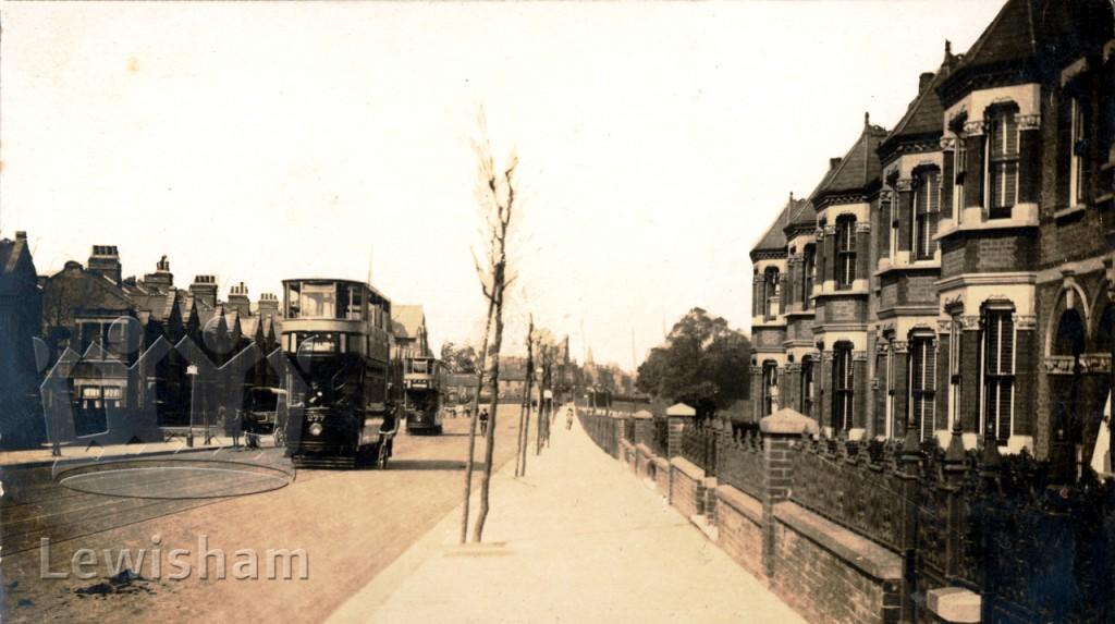 Stondon Park, Brockley, Lewisham