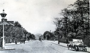 Waldram Park Road (formerly Park Road)