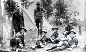 Boy Scouts, 1st Forest Hill Troop