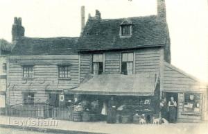 Charles Henry Ladbrook, fruiterer and greengrocer, no. 120 High Street