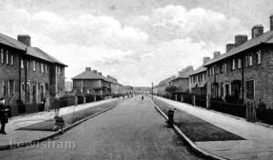 Swallands Road, Bellingham