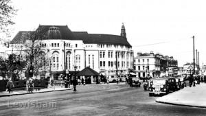 Lewisham Town Hall & Rushey Green