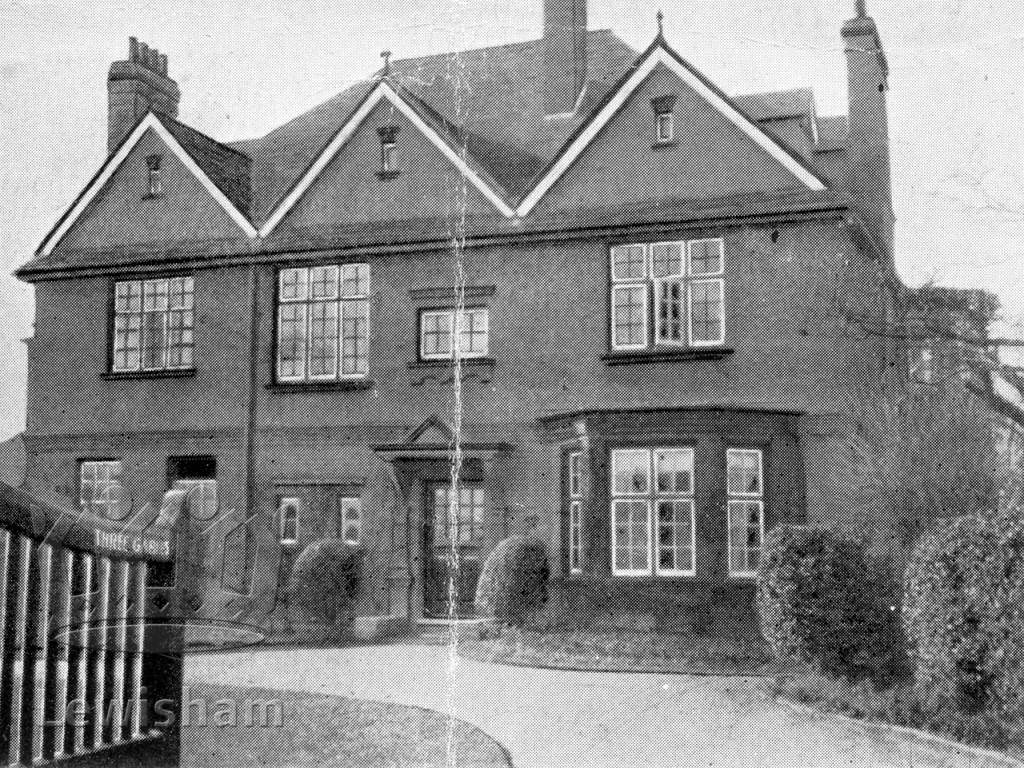 Three Gables, Home Of Edith Nesbit