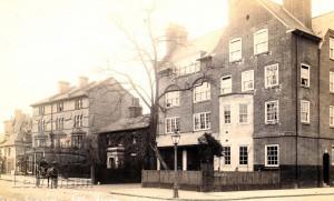 Lee Fire Station, Eltham Road