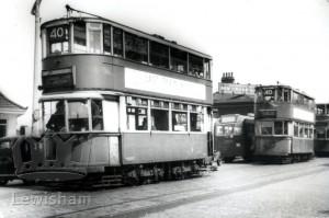 New Cross Tramways