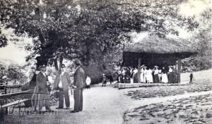 Horniman Gardens – Dutch Barn
