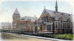 Parish Hall & Baths, Ladywell
