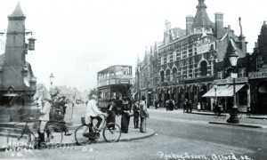 Rushey Green