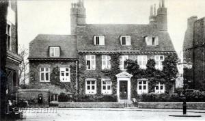 St.Mary's Vicarage, Central Lewisham, Lewisham