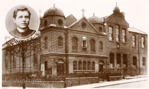 St Mary Magdalen's Church, Howson Road, Brockley, Lewisham