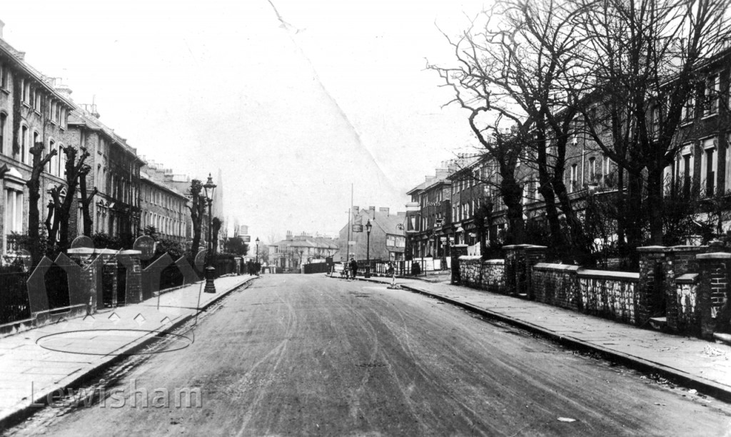 Upper Brockley Road