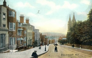 Blackheath Hill c.1908