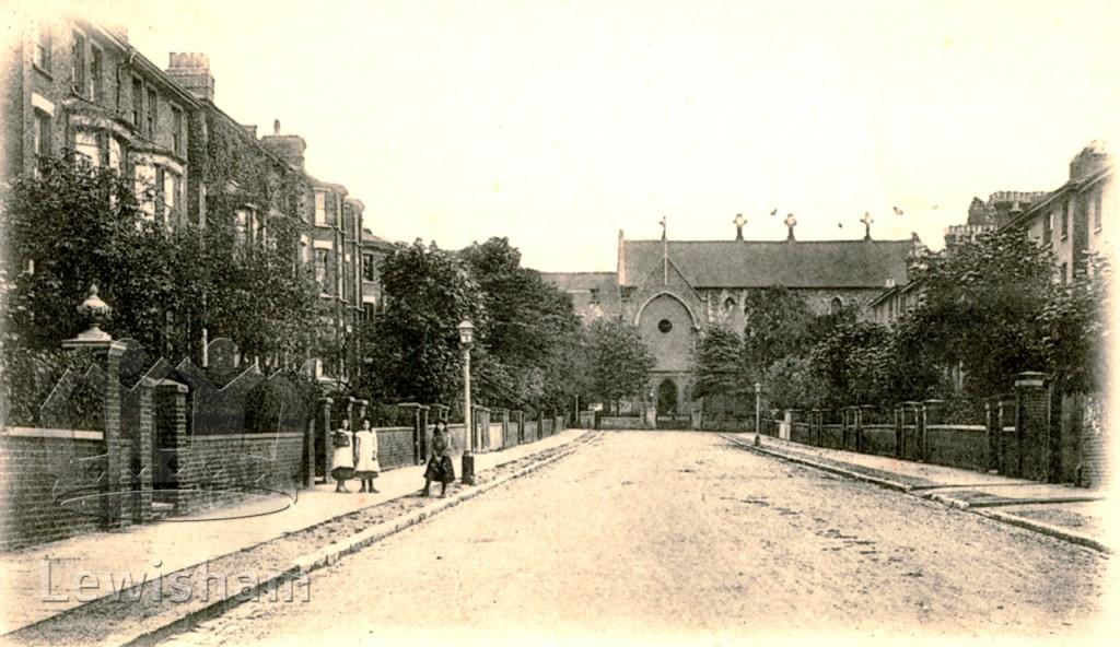 St. James' Church And St. James, New Cross, Lewisham