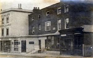 Hally's Nursery & Blackheath Subscription Library