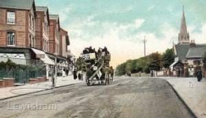 Loampit Hill & Lewisham Road Station