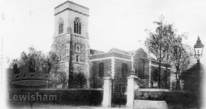 St Nicholas Church, Deptford