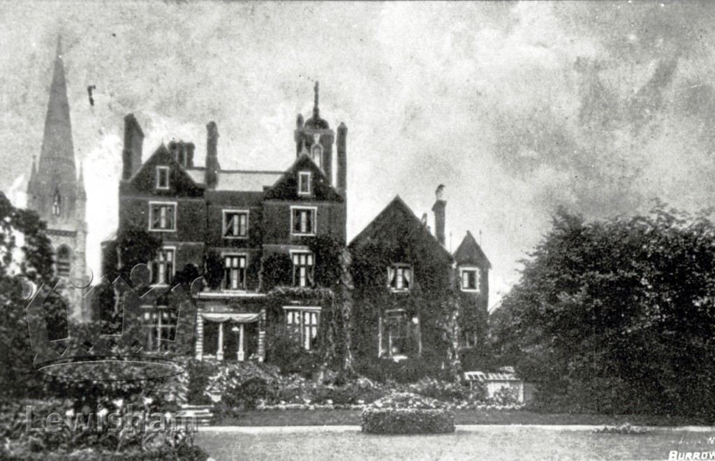Tudor Hall, South Road, Forest Hill, Lewisham