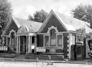 Sydenham Branch Library Exterior