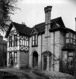 South Sydenham Park On Which Work Began C1863 Was One Of The Luxury Estates Created In Forest Hill To Take Advantage Crystal Palace Boom