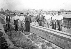 Brockley Brickmaking