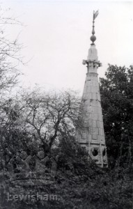 Spire of St. Antholin's Church
