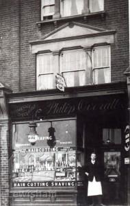 Philip Overall, Hair Dresser