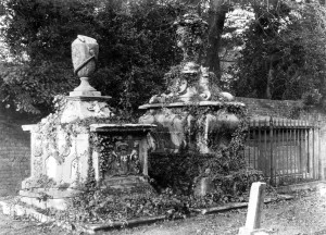St Margaret's, Old Churchyard Dacre Tomb
