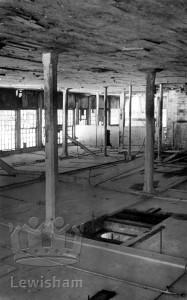 Lewisham Silk Mills Interior
