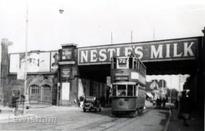 Peckham Tramways