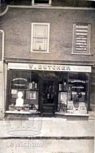 W. Butcher (chemist), Tranquil Vale