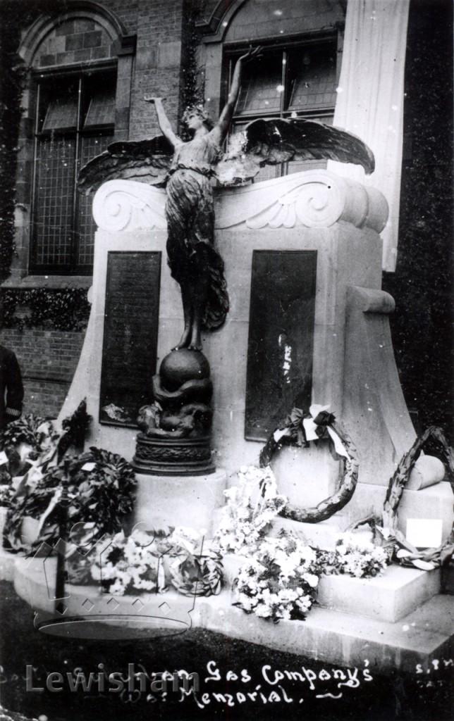 South Suburban Gas Company's War Memorial
