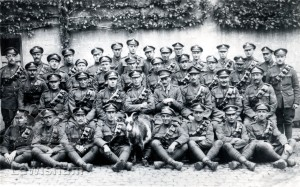 Lewisham Volunteers 1915 – 1919