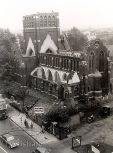Demolition Of St.Laurence's Church